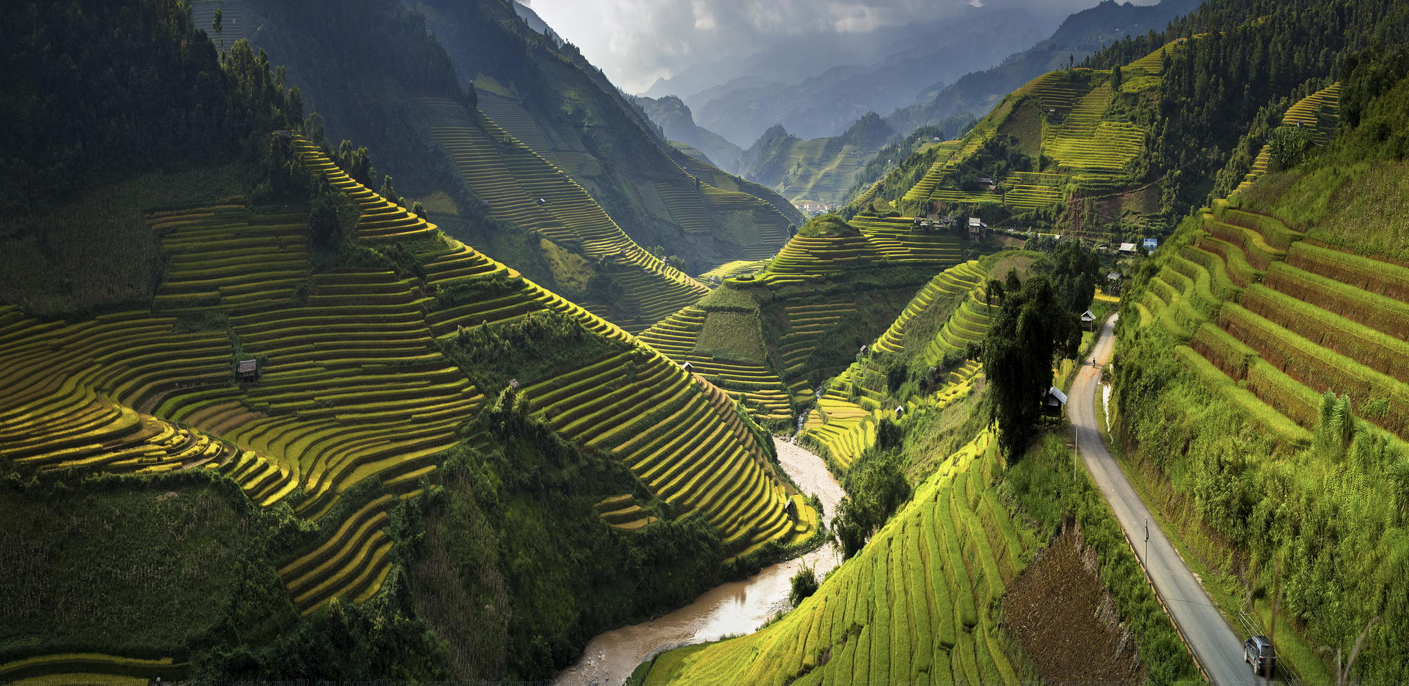 Mu Cang Chai Listed Among Insider's 19 Most Beautiful Mountains in the World