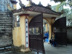 Tra Phuong Pagoda (Wishmaster Pagoda)