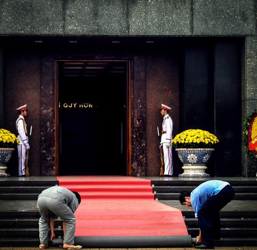 Hanoi: Sehenswerte Orte