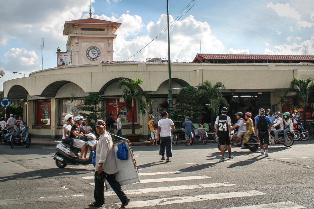Ho Chi Minh City (Saigon): places of interest