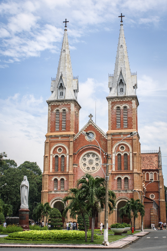 Tan Dinh Cathedral